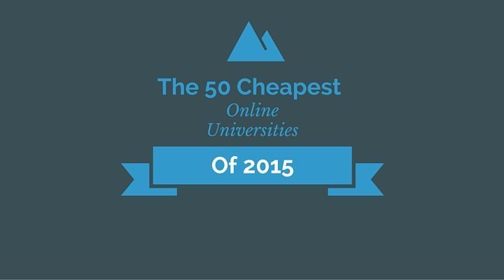 Does anyone know who has the cheapest PHD online programs?