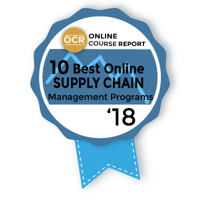 The 10 Best Online Master's in Supply Chain Management