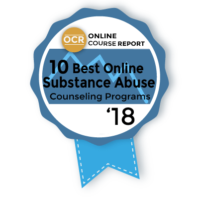 masters in addiction counseling online
