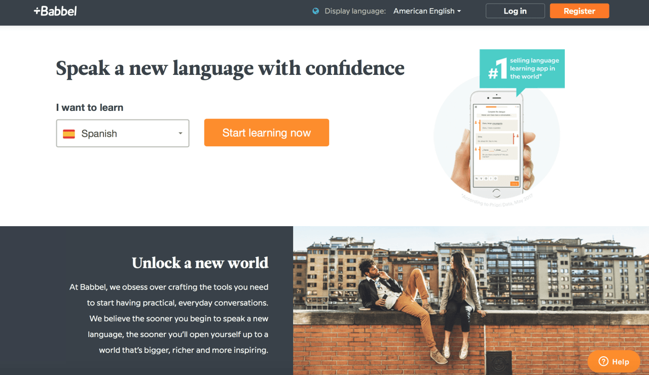 Learning Languages Online: Reviews of Common Language