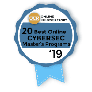 cyber security master's degree rankings