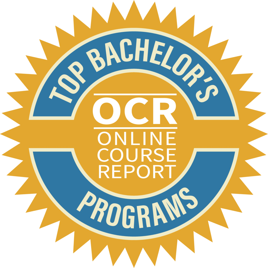 OCR Top Bachelors Degree